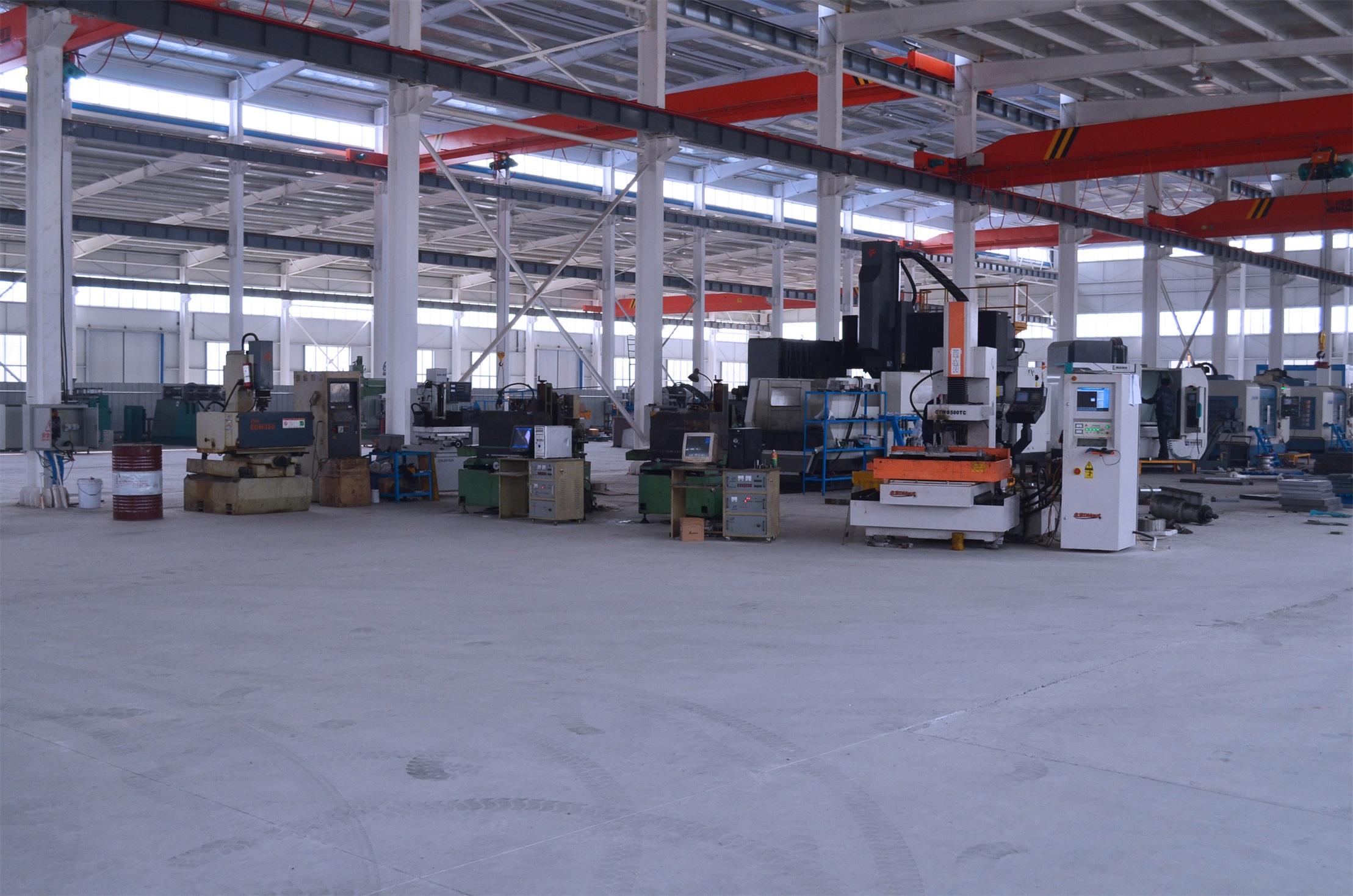 机床生产设备